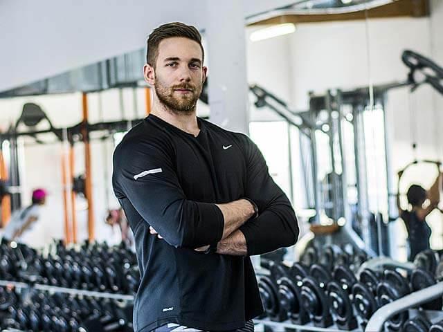 Patryk Wawryniuk Trening Personalny Trening Indywidualny Szczecin